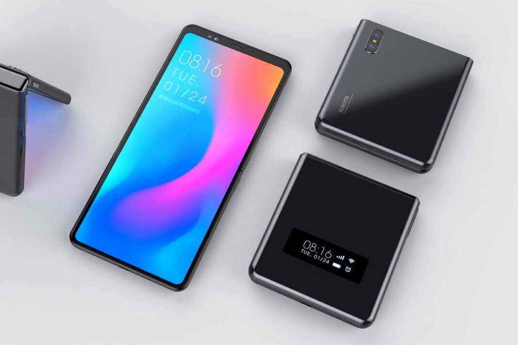 Xiaomi выпустила складной смартфон с гибким экраном, аналог Motorola RAZR